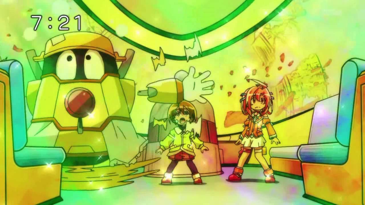 Cross the Gate! Nova vs. Gai-Asura!