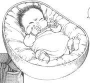 BAA07 185 Baby Koyomi