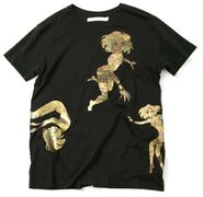 Heroism Gally shirt - gold front