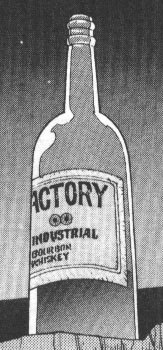 BAA06 185 Factory Industrial Bourbon Whiskey