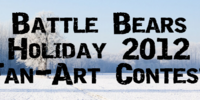 News: Battle Bears Holiday 2012 Fan-Art competition