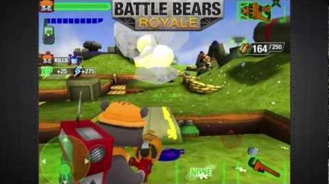 BATTLE BEARS ROYALE Update 1