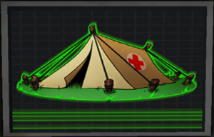 Healing Tent