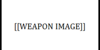 Example:Weapon page layout template