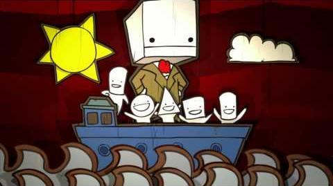 HD BattleBlock Theater Intro