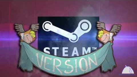 BattleBlock Theater Steam Announcement Trailer