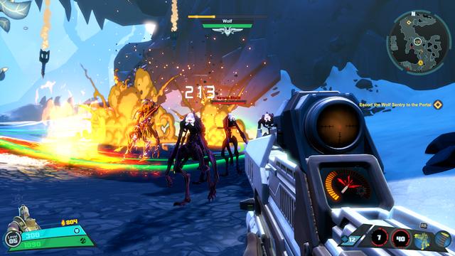 File:2K Battleborn OscarMikeAirstrike.png
