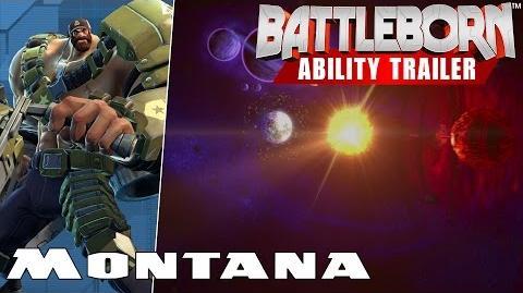 Battleborn Montana Ability Trailer