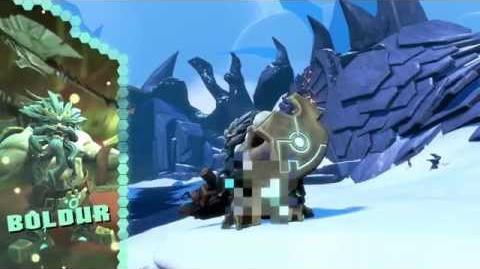 Battleborn Boldur Gameplay Video