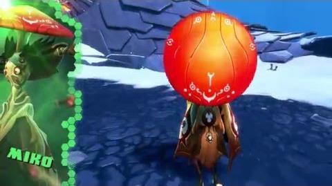 Battleborn Miko Gameplay Video