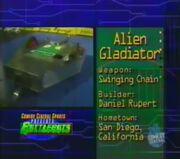 Alien gladiator stats 1.0