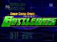 Battlebots1.0,2.0logo