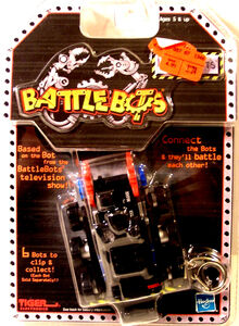 Minion pocketbot in box