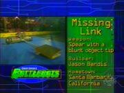 Missing link stats 1.0