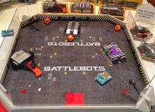 Battlebots Arena Unpacked