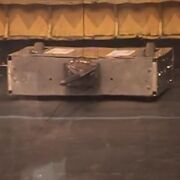 Metallic Mayhem as it appeared for BattleBots Rochester R3
