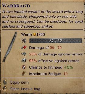 Warbrand