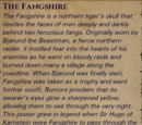 The Fangshire