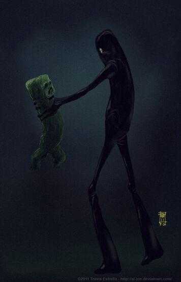 Creeper vs endermeen