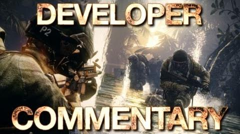 Medal of Honor Warfighter Fire Team Multiplayer Developer Commentary