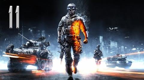 Battlefield 3 Walkthrough - Kaffarov (Part 11)