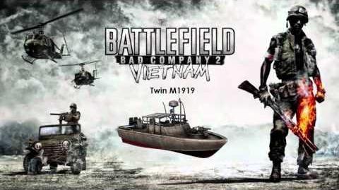 Battlefield Bad Company 2 Vietnam - Patrol Boat River Sounds