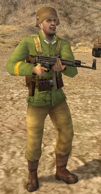 1942 AK Assault
