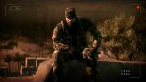 Battlefield Bad Company Sergeant Redford's Video Blog