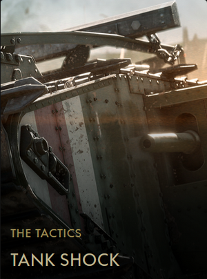 Tank Shock Codex Entry
