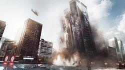 Skyscraper Collapse