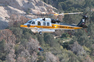 Sikorsky S-70 IRL