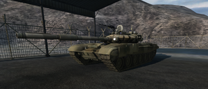 BF2 T-90