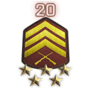Rank 20