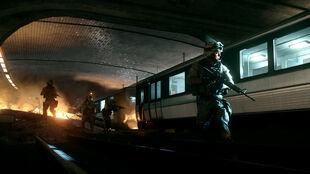 BF3 Operation Metro