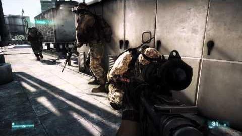 Battlefield 3 - Full Length Fault Line trailer