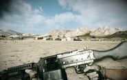 BF3 M240B Left Side