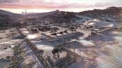 Bandar Desert Artillery Base
