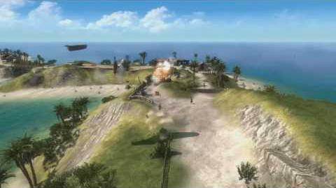 Battlefield 1943 Wake Island Trailer