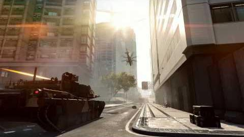 """Only in Battlefield 4 """"Ride Off Into the Sunset"""""""