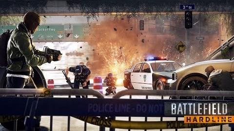 Battlefield Hardline Multiplayer Trailer