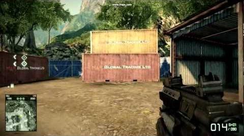 Battlefield Bad Company 2 - M416
