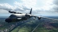 Battlefield 3 Gunship Action
