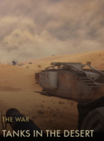 Tanks in the Desert Codex Entry