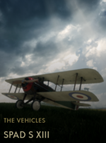 SPAD S XIII Codex Entry
