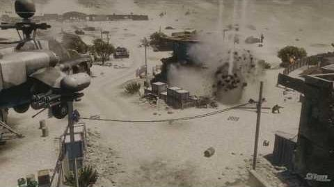 Battlefield Bad Company 2 Destruction Montage