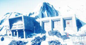 Kunlun Mountains Exterior