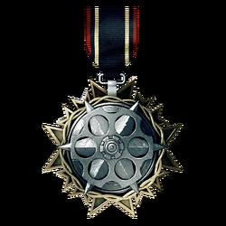 Gunmaster-medal