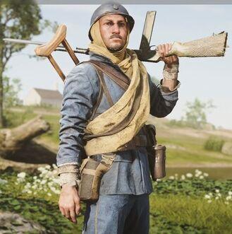 French medic