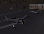BF1942 AIRFIELD HANGAR US CONTROL