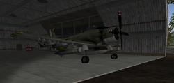 A1 Skyraider BFV